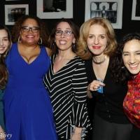 Photo Flash: Natalie Douglas Celebrates Ella Fitzgerald At Birdland Photo