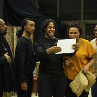 Photo Flash: In Rehearsal With Titan Theatre Company's THE AFRICAN COMPANY PRESENTS: RICHARD III Photos