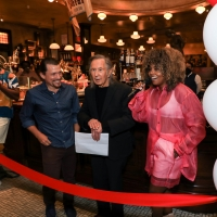 Photo Flash: See Adrienne Warren, Miguel Cervantes, Jelani Alladin & More at the Reop Photo