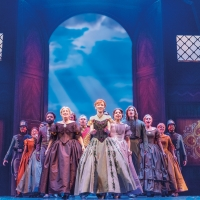 Photos: Get An All New Look at the National Tour of FROZEN, Returning Next Month! Photo