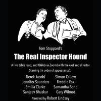 Lockdown Theatre Announces Live Virtual Table Read Of Tom Stoppard's THE REAL INSPECT Photo