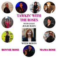 Julie Hays Appears as Guest on TAWKIN' WITH THE ROSES Photo
