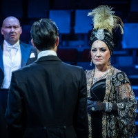 Photo Flash: First Look at Curve's SUNSET BOULEVARD in Concert Photos