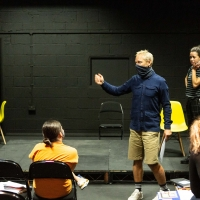 Photo Flash: Inside Rehearsal For SUNNYMEAD COURT at the Tristan Bates Theatre Photos