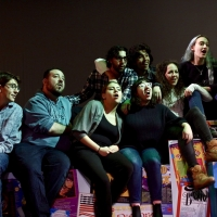 Photo Flash: Take a Look at Rehearsal Photos of the BTC Gala And Alumni Show THERE'S  Photo