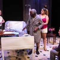 Photo Flash: First Look at BETWEEN RIVERSIDE AND CRAZY at Capital Stage