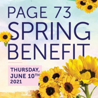 A STRANGE LOOP's James Jackson, Jr. and John-Andrew Morrison Will Host Page 73 Spring Photo