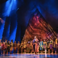 THE PRINCE OF EGYPT Cancels Performances Through 7 August Due to Positive COVID-19 Case Photo