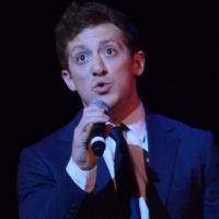 BWW Review: Ethan Slater Charms Fans at 54 Below Photo