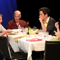 Photo Flash: First Look at Peter Levine's New Play APPLE, TABLE, PENNY Photos