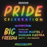 Dreamstage Announces Inauguaral Virtual Pride Celebration Photo
