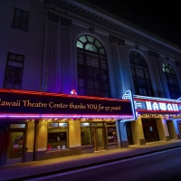 Hawaii Theatre Launches MARQUEE MESSAGES Photo