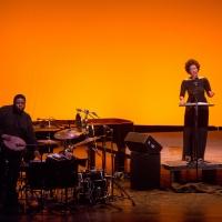 DACAMERA Shares Archival Performance Of Tyshawn Sorey's PERLE NOIRE Photo