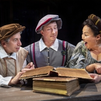 Foothill Theatre Arts Presents Love Letter To The Theatre THE BOOK OF WILL Photo