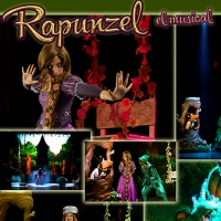 RAPUNZEL el musical estrena su 4ª temporada en el Teatro Principal de Alicante Photos