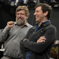 Photo Flash: In Rehearsal with A BRIGHT ROOM CALLED DAY Photo