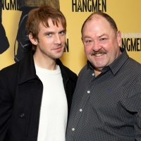 Photo Coverage: Hangin' with the Cast of HANGMEN on Broadway! Photos