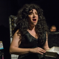 Photo Flash: WAITING FOR JOHNNY DEPP at Rave Theater Festival Photos