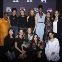 Photo Flash: Gloria Steinem at A.R.T.'s Opening Night of GLORIA: A LIFE Photo