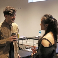 Photo Flash: Michael Arden-Directed MAYBE HAPPY ENDING Begins Rehearsals Photo