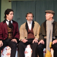 Photo Flash: Take a Look at Photos From ActorsNET's THE CHRISTMAS CAROL CONSPIRA Photos