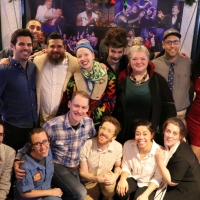 Photo Flash: The Ruffians' BURNING BLUEBEARD Opens At Porchlight Music Theatre Photo