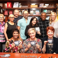 Photo Flash: Andre De Shields, Donna McKechnie, Lillias White And More Celebrate HALF TIME Cast Album CD Release At Theatre Circle Photos