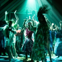 Photo Flash: First Look at ONCE ON THIS ISLAND at Southwark Playhouse Photos