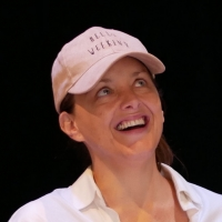 Photo Flash: Alice Ripley Returns to the Rehearsal Room for Encore of PINK UNICORN