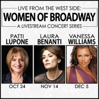 Overture Center for the Arts Will Offer LIVE FROM THE WEST SIDE With Patti LuPone, La Photo