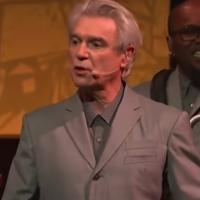 VIDEO: On This Day, October 20: David Byrne's AMERICAN UTOPIA Opens On Broadway! Photo