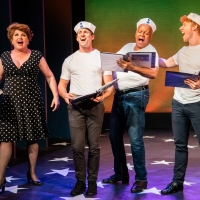Photo Flash: First Look at PANAMA HATTIE at The York Theatre Company Photo