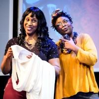 Photo Flash: SINGLE BLACK FEMALE at Ground Floor Theatre Photos