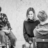 Photo Flash: Inside Rehearsal For THE SEAGULL at the Playhouse Theatre