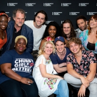 Photo Coverage: Meet The Cast Of Roundabout's World Premiere Musical SCOTLAND, PA! Photos