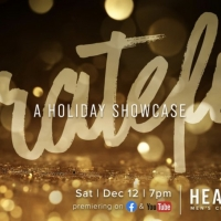 Heartland Men's Chorus Presents GRATEFUL: A HOLIDAY SHOWCASE Photo