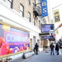 Up on the Marquee: In Comes COMPANY Photos