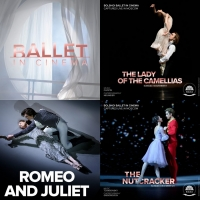 The Whale Theatre Will Present Three BALLET IN CINEMA Screenings Photo