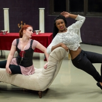 Photo Flash: In Rehearsal With Titan Theatre Company's All Female TARTUFFE
