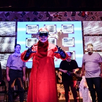 Photos: Black Button Eyes Productions Presents DR. HORRIBLE'S SING-ALONG BLOG Photo