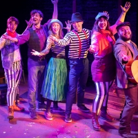 Photo Flash: Strawdog Theatre Company's HERSHEL AND THE HANUKKAH GOBLINS Photos