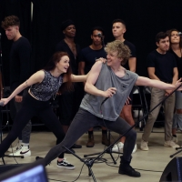 Photo Coverage: BAT OUT OF HELL Rocks Out In Rehearsal For Its Off-Broadway Run Photo