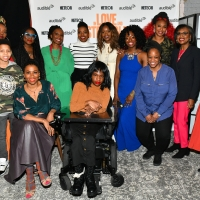 Photo Flash: Amber Tamblyn, Gloria Steinem, Sarah Jones and More at Audible Theater's Photo
