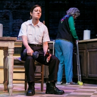 Photo Flash: First Look at Theatrical Outfit's SAFETY NET Photos
