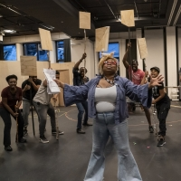 Photos: Rehearsals for Shakespeare in the Park's MERRY WIVES; Increased Audience Capa Photo
