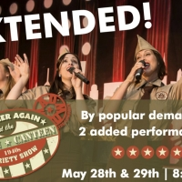 Mad Cow Theatre Extends TOGETHER AGAIN AT THE O-TOWN CANTEEN Photo