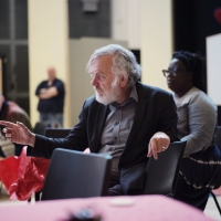 Photo Flash: Inside Rehearsal For FAITH, HOPE AND CHARITY at the National Theatre