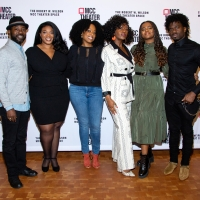 Photo Coverage: Meet the Cast of MCC's NOLLYWOOD DREAMS Photos