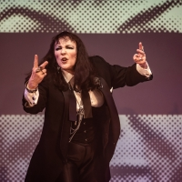 Photo Flash: First Look at Frances Barber in MUSIK at Edinburgh Fringe