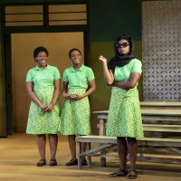 Photo Flash: First Look at SCHOOL GIRLS; OR, THE AFRICAN MEAN GIRLS PLAY in Portland Photos